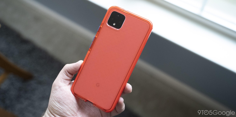 tech21 pixel 4 xl made for google evo check case