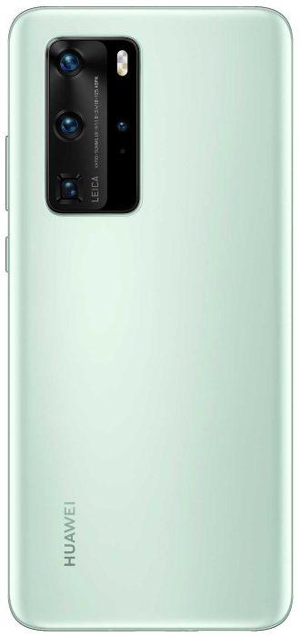 Mint Green Huawei P40 Pro