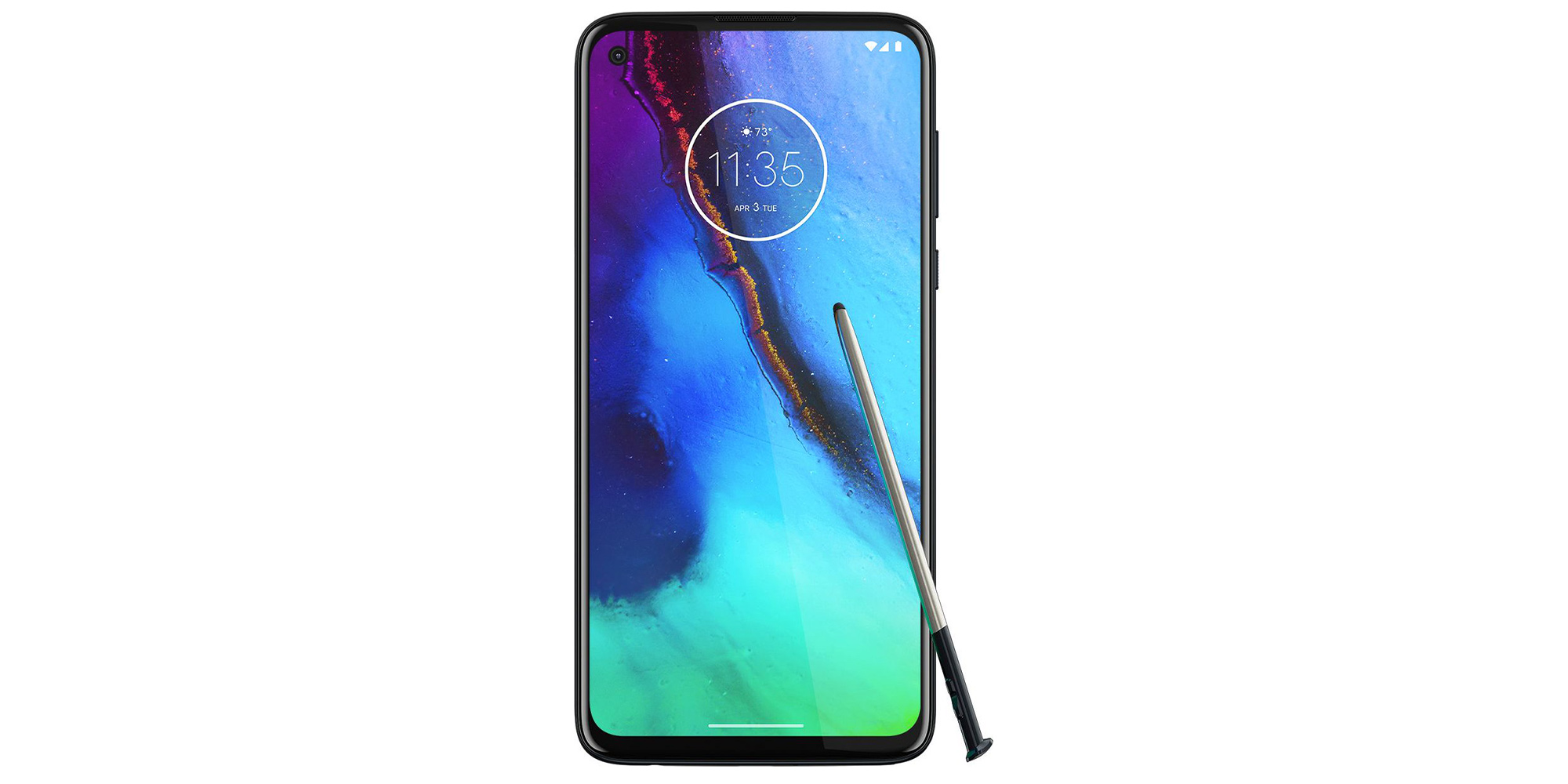 Motorola appears to be working on a cut-price stylus-equipped Galaxy Note competitor - 9to5Google