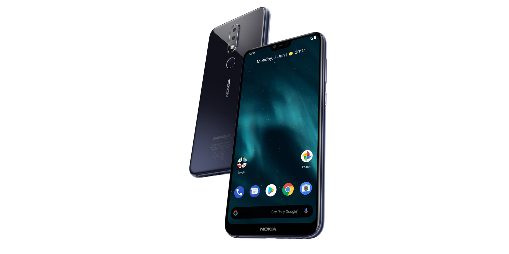 [Update: Nokia 7 Plus too] Android 10 is now rolling out for the Nokia 6.1 Plus
