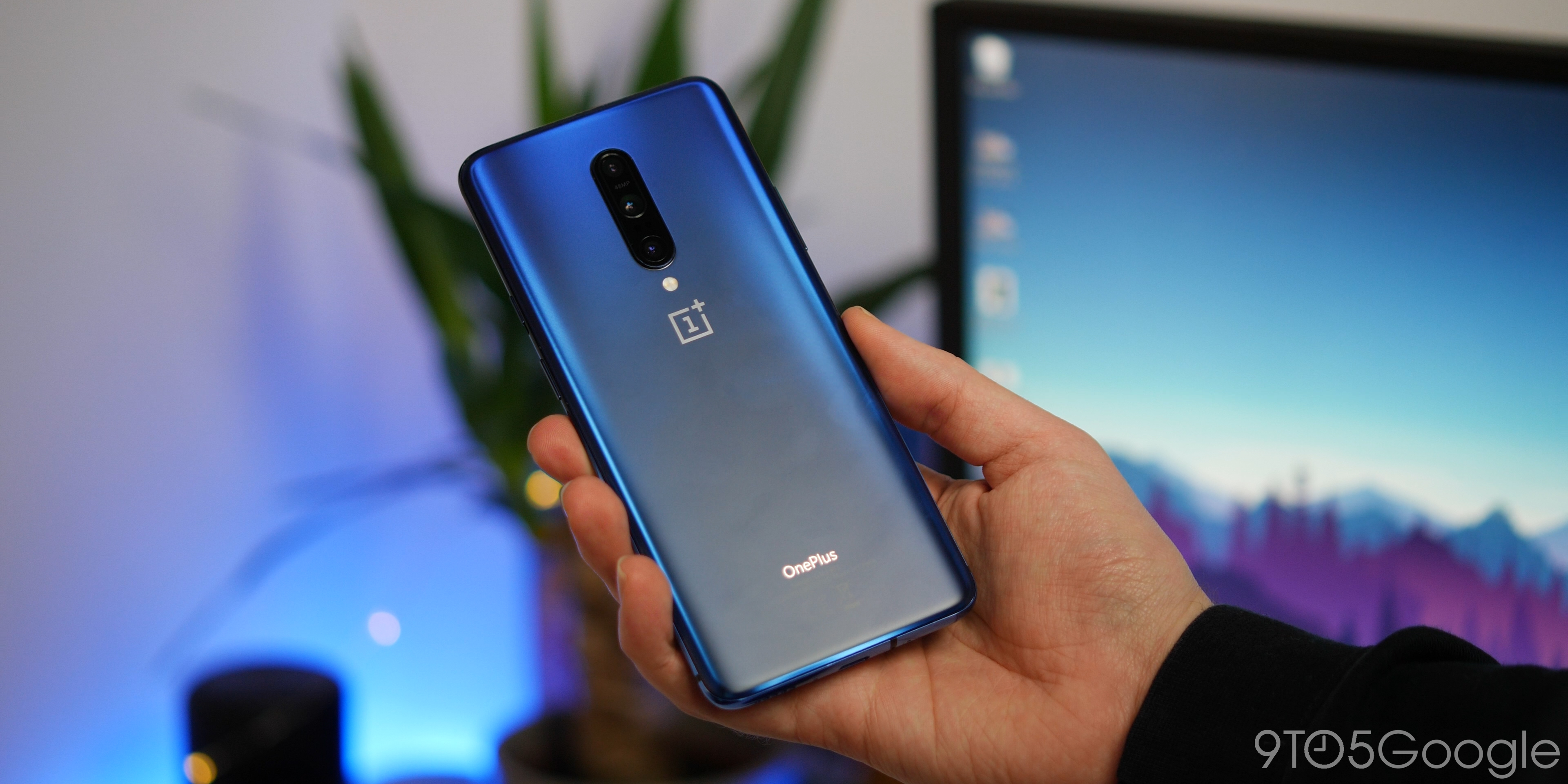 OnePlus 7 Pro hardware and design