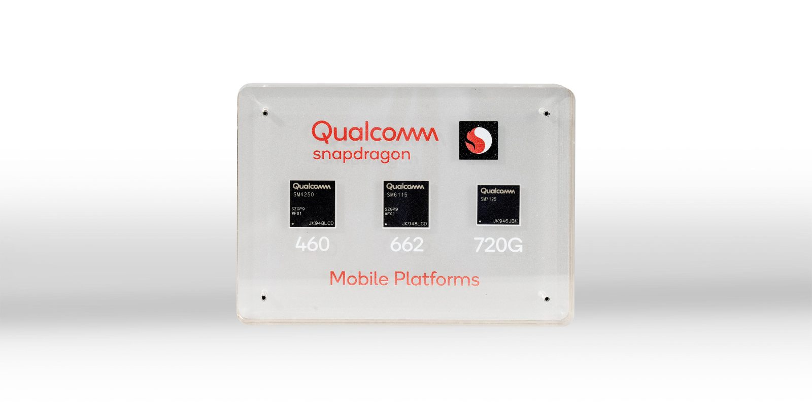 Qualcomm unveils 4G-only Snapdragon 720G, 662, and 460 chipsets