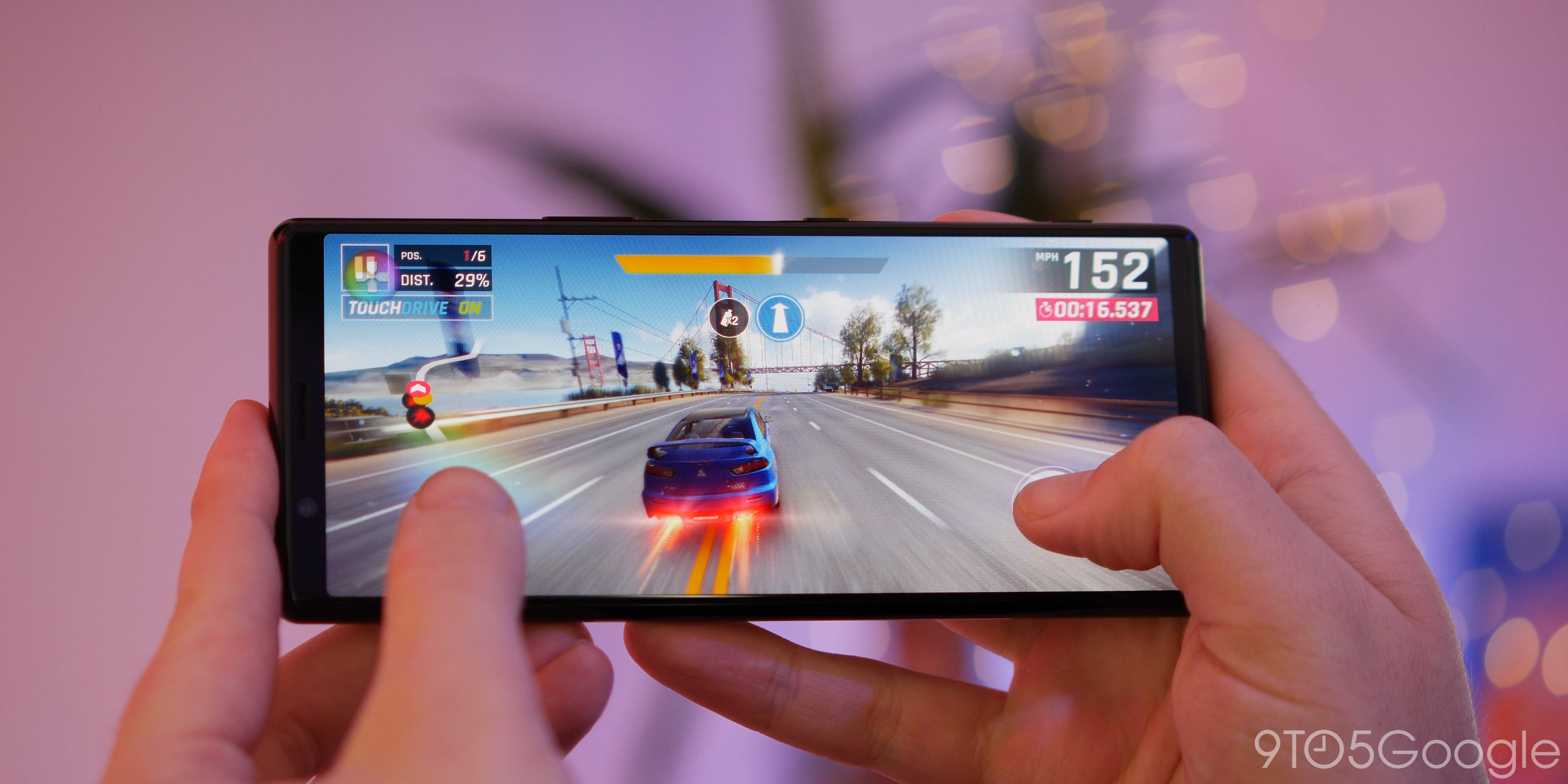 Sony Xperia 5 - Gaming performance