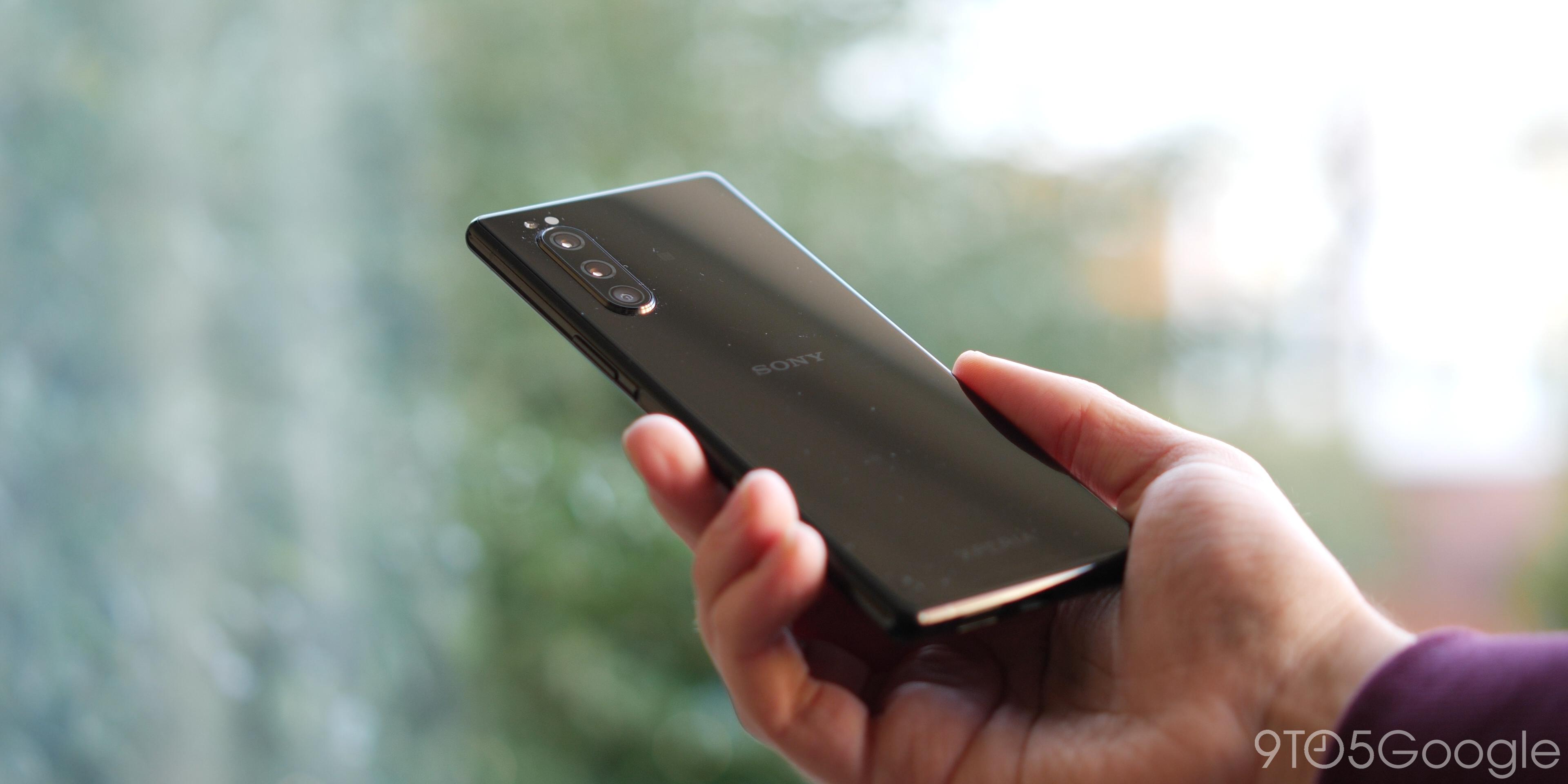 Sony Xperia 5 - Design