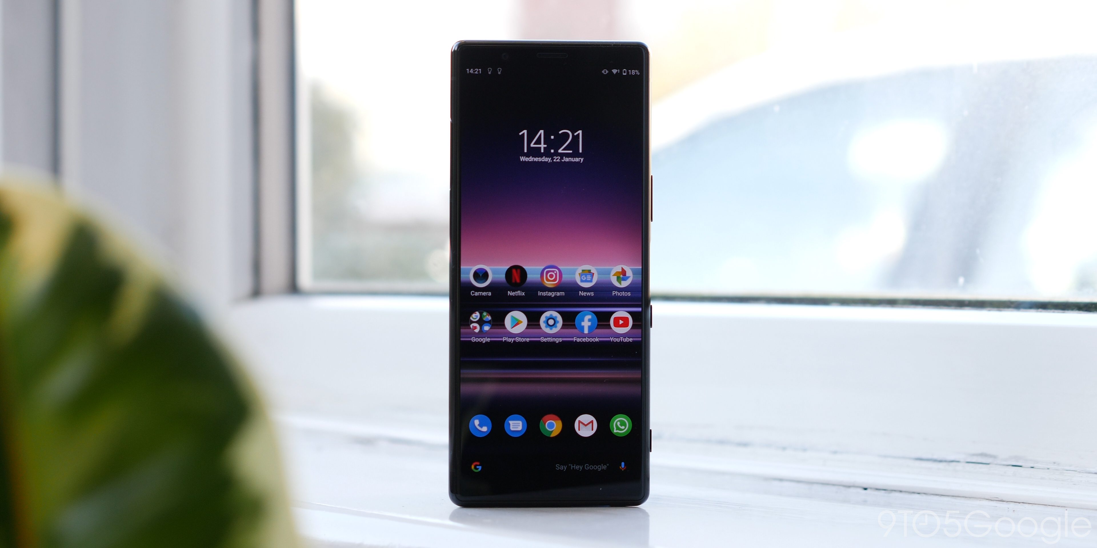 Xperia android11