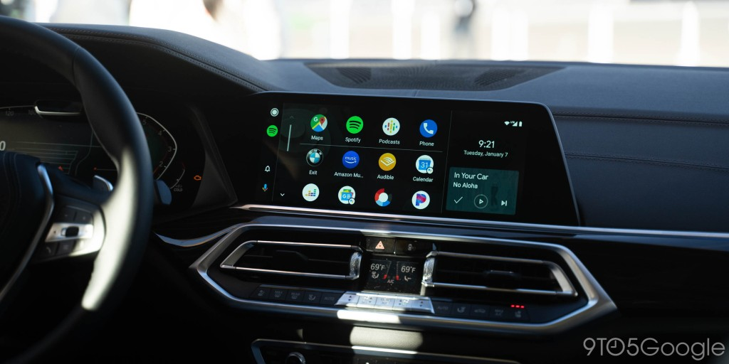 This concept Android Auto app uses nearby phones to detect pedestrians - 9to5Google