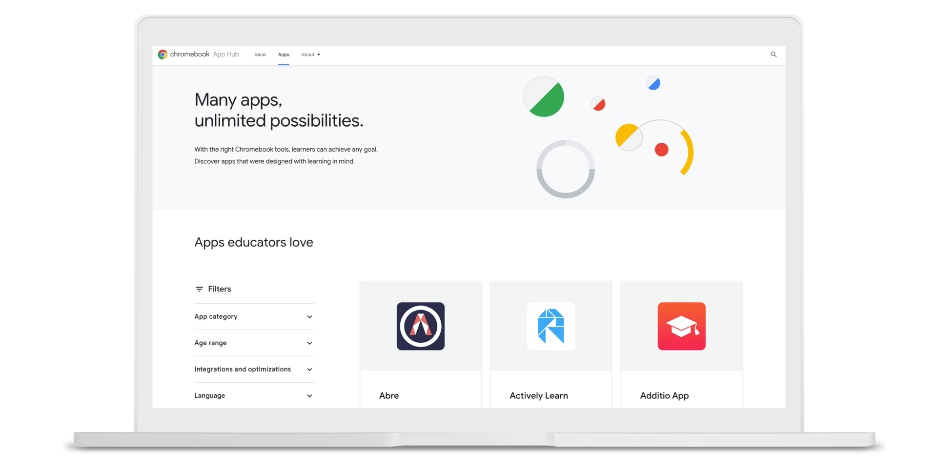 Chromebook App Hub adds search as Google Admin Console introduces app licensing system - 9to5Google