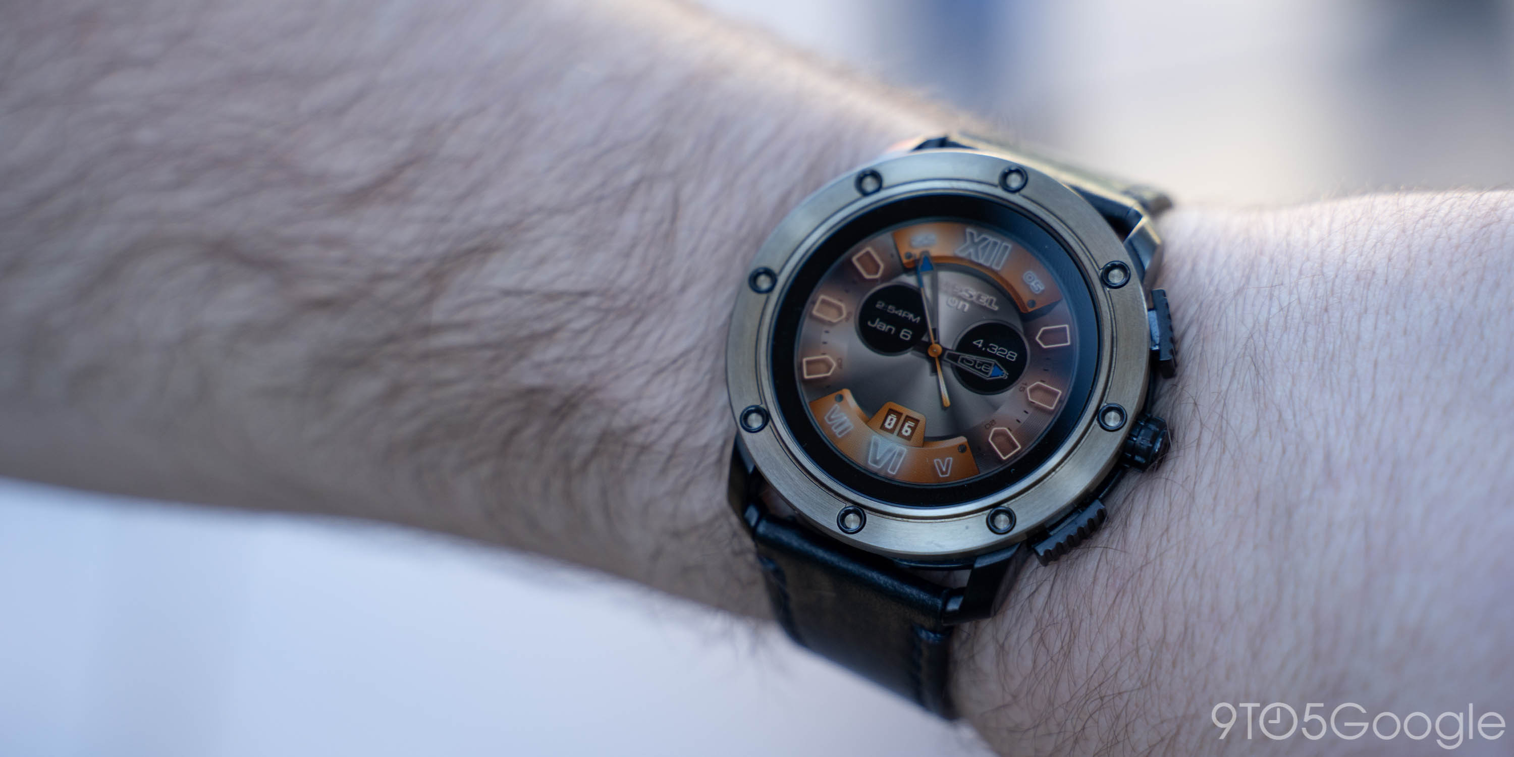 diesel axial wear os android smartwatch
