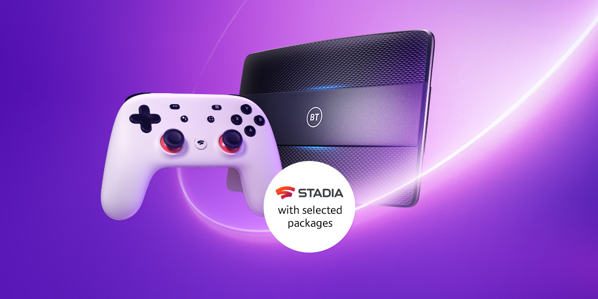 Google partners with British ISP to offer free Stadia Premiere