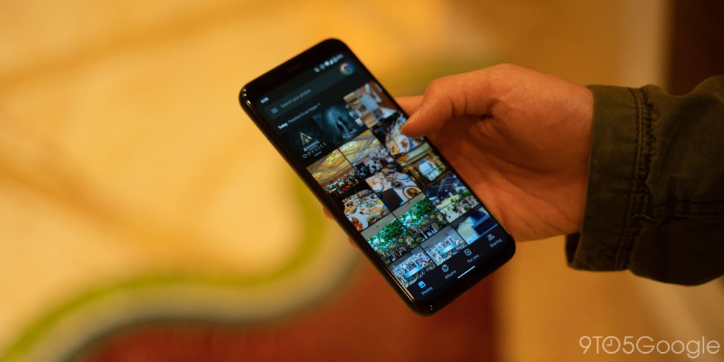 Google Photos video backups sent to strangers last year