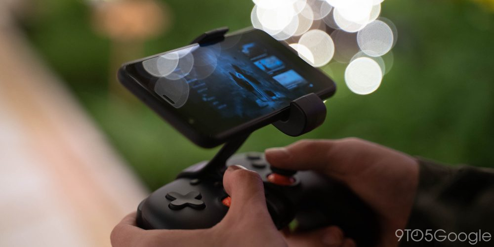 Google Stadia Controller Android