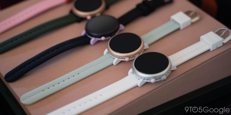 kate spade ksny sport wear os smartwatch
