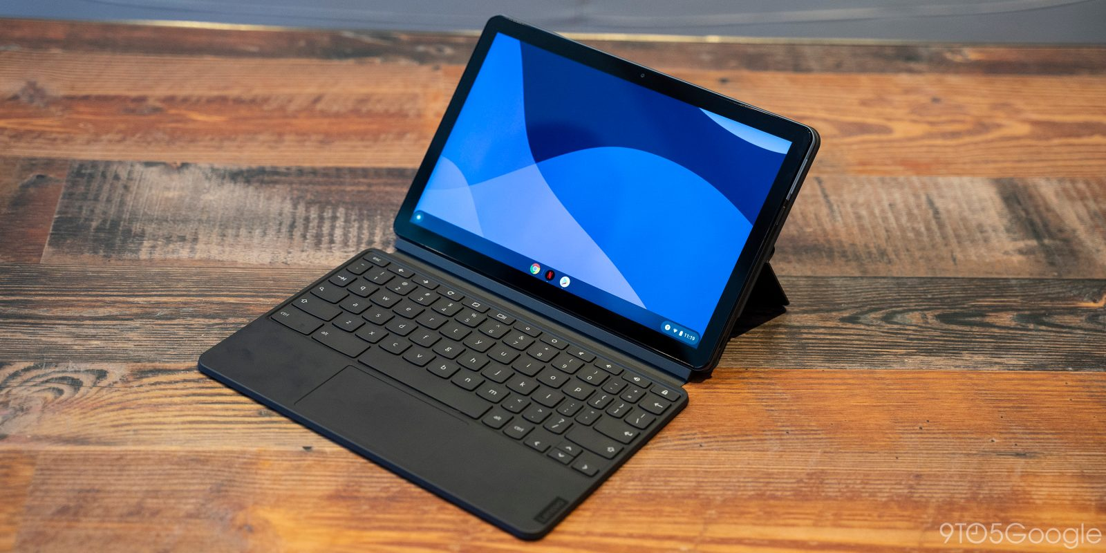 Lenovo IdeaPad Duet is a Chrome OS tablet you might want - 9to5Google