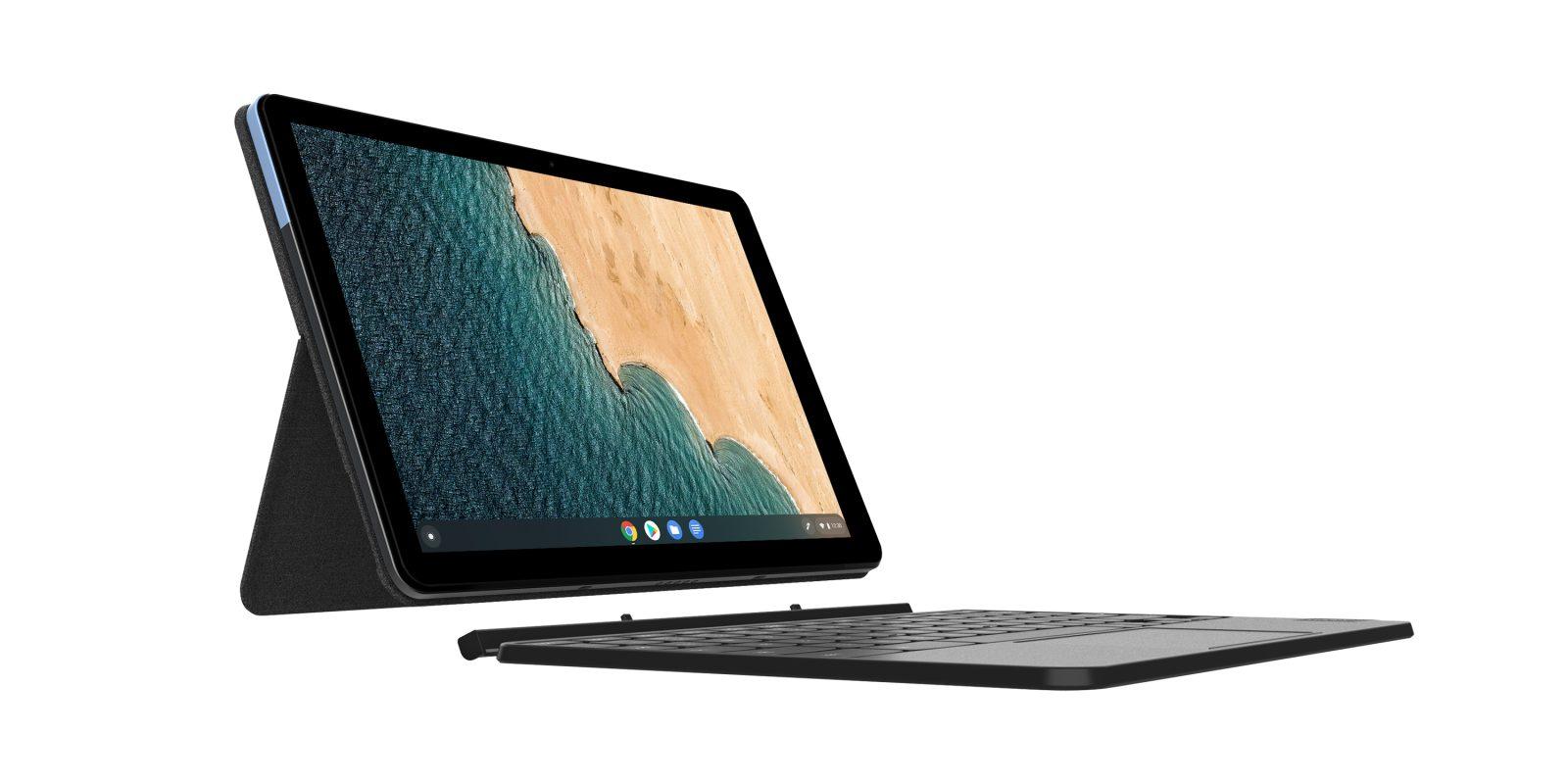 Lenovo IdeaPad Duet Chromebook looks like a good tablet - 9to5Google