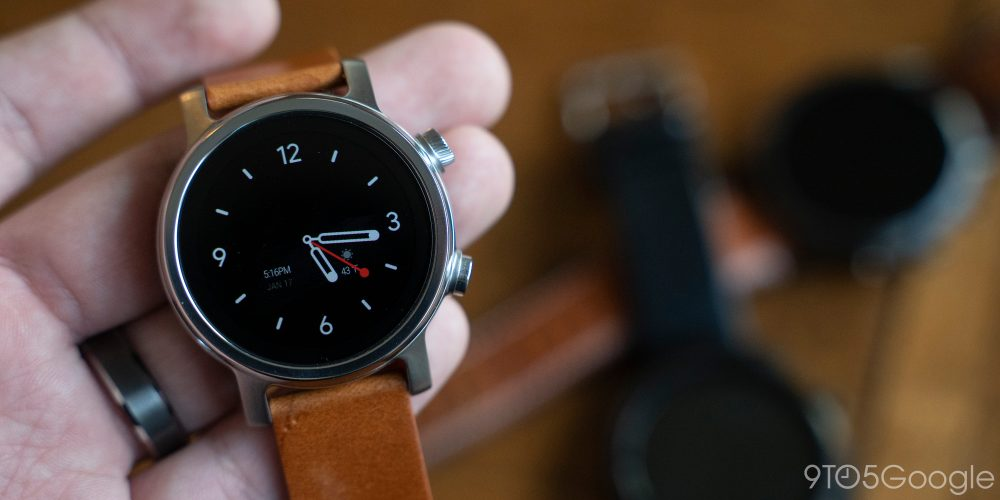 Wear OS watch faces