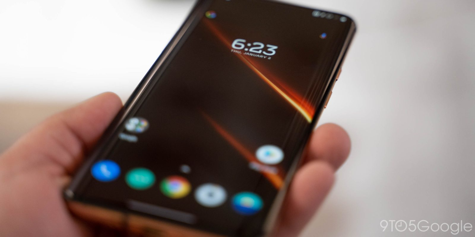OnePlus shows off just how smooth its 120 Hz display will be