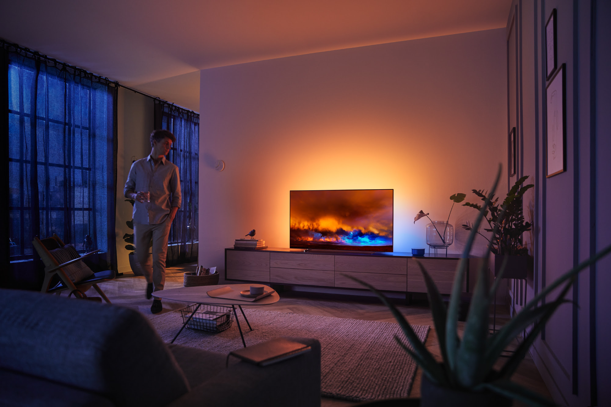Philips Ambilight Android TV