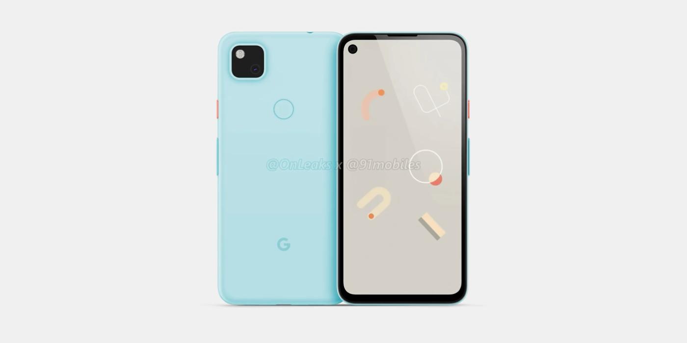 Secondo alcune indiscrezioni, Google Pixel 4a potrebbe includere una variante di colore blu thumbnail
