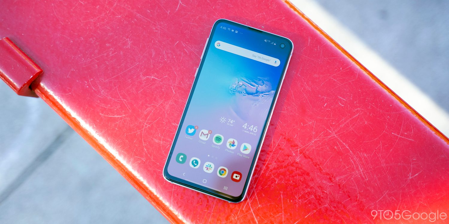 Samsung Galaxy S10 Lineup On Sale From 500 In Today S Best Deals Nest Wifi More 9to5google