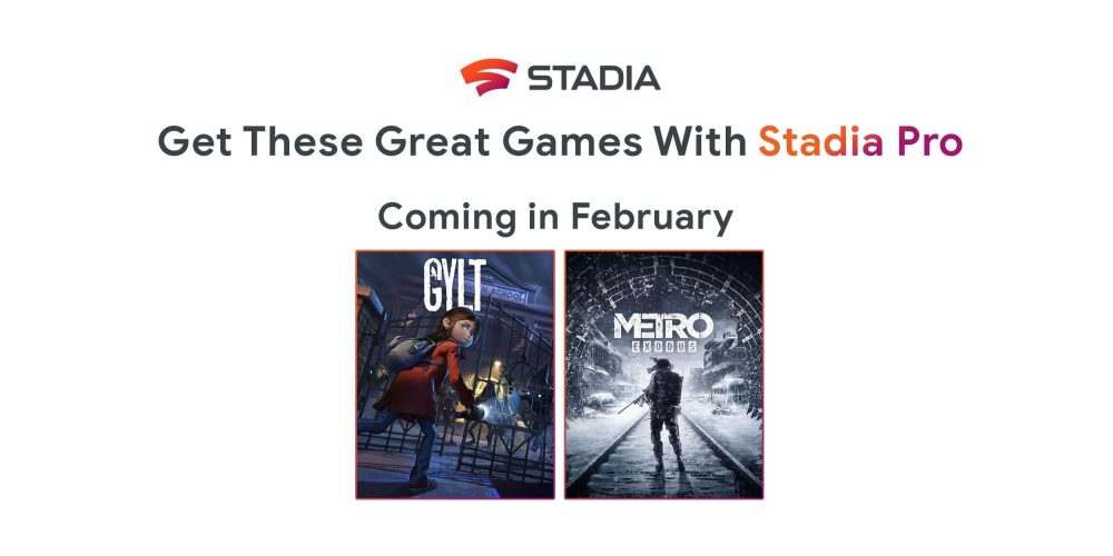 Google adds two Stadia Pro games for February 2020 - 9to5Google