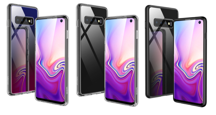huge discount 72521 749f7 Cases for Samsung Galaxy S10/S10+ & S10 E now available from ESR ...