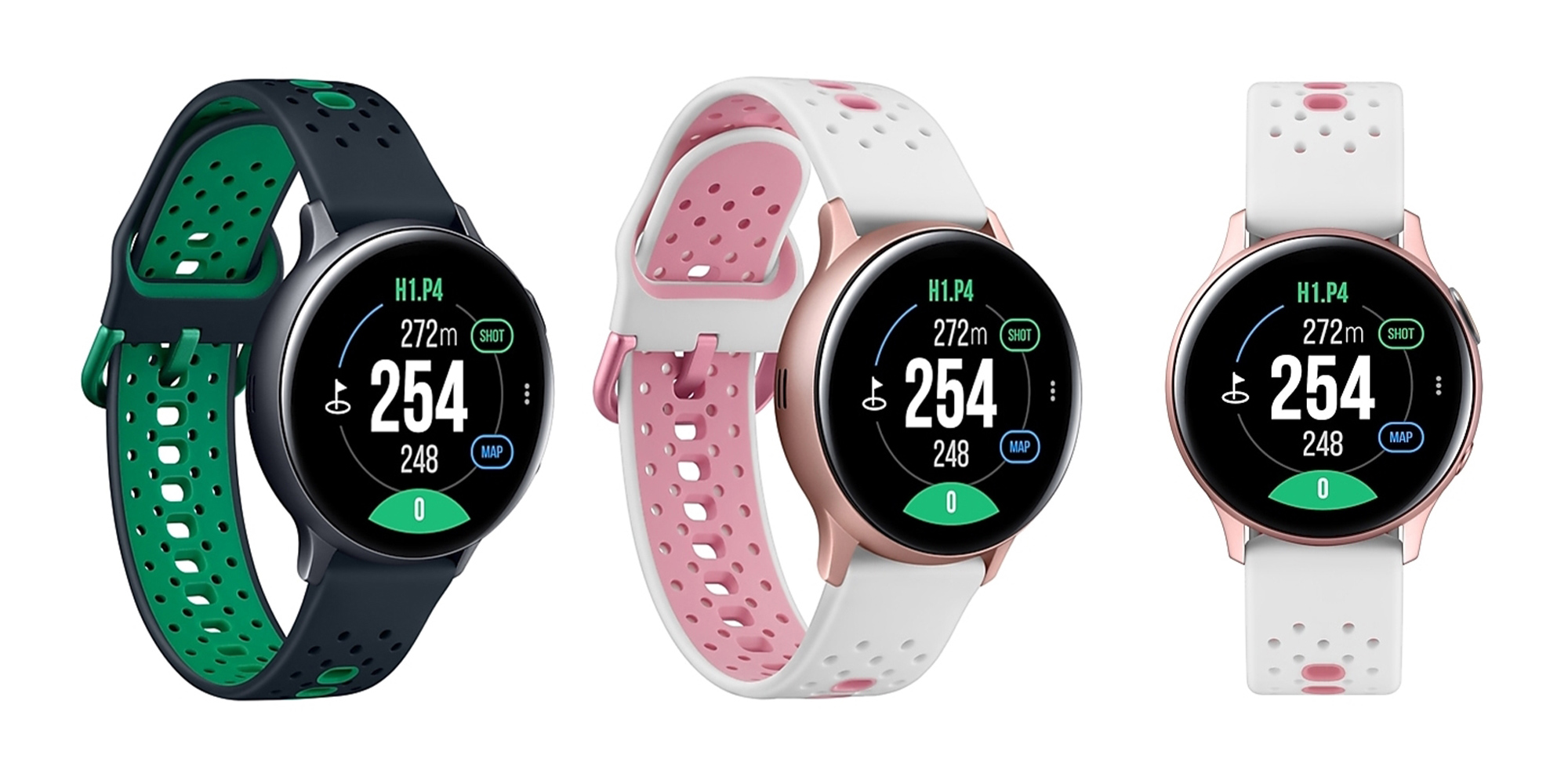 Samsung launches Galaxy Watch Active2 Golf Edition, LTE Aluminum in Korea - 9to5Google