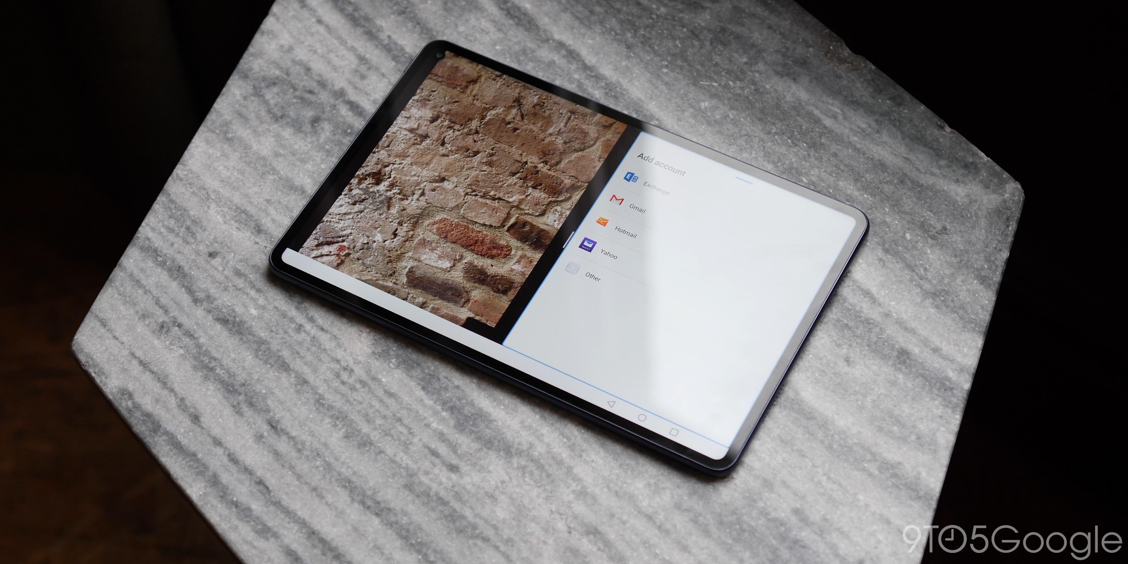 Huawei MatePad Pro 5G software