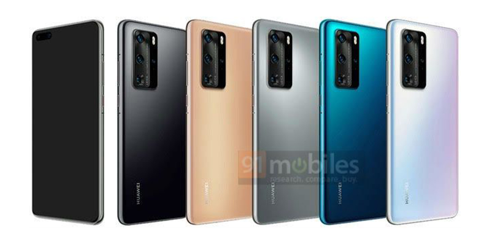 The Huawei P40 Pro is set to launch on March 26 in Paris - 9to5Google