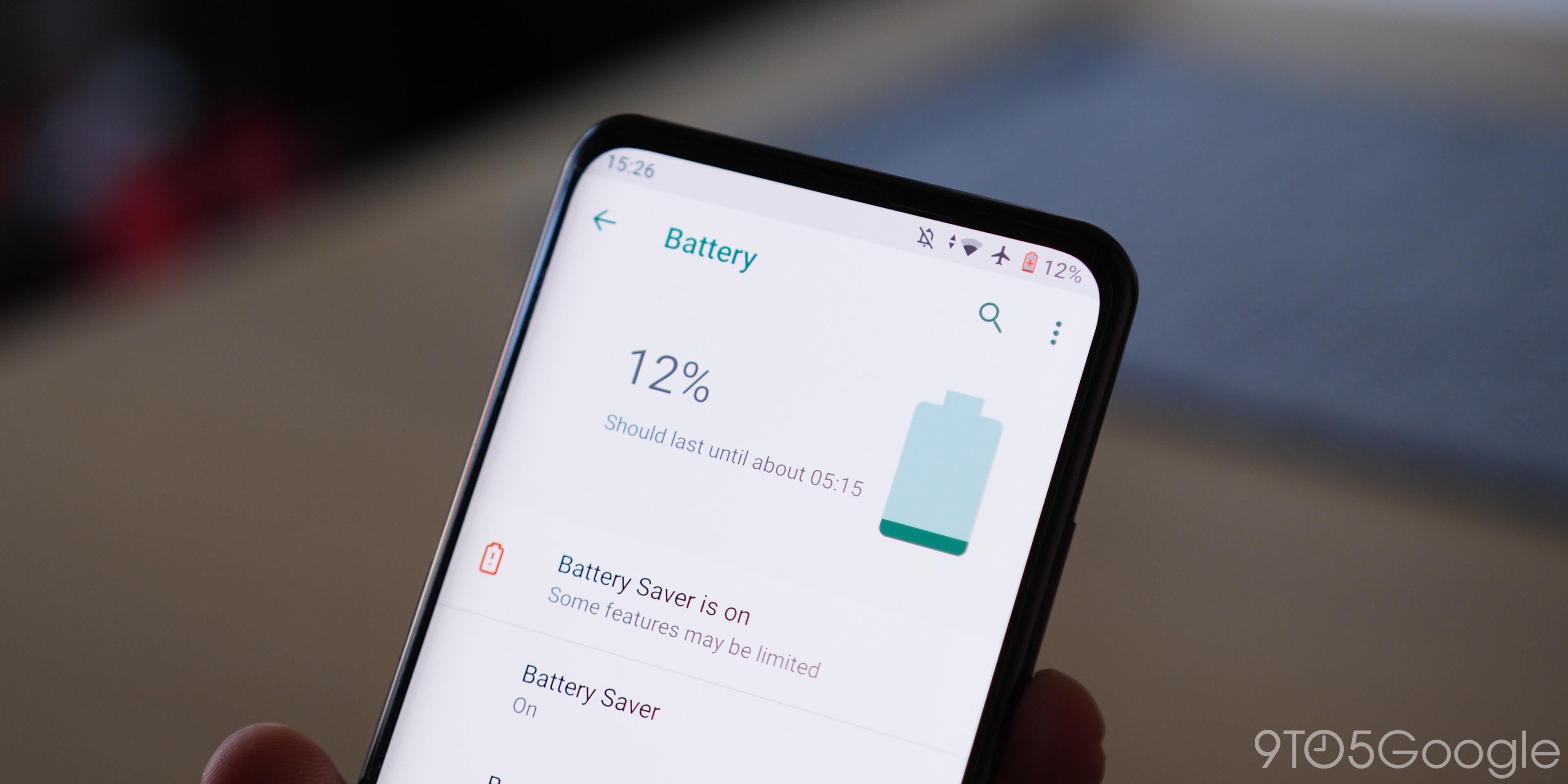 Nubia Z20 battery