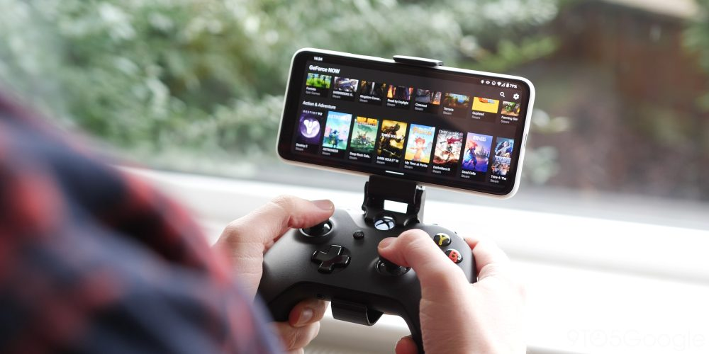 nvidia geforce now android