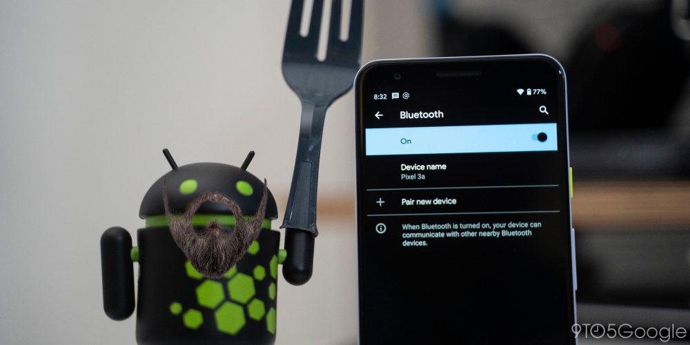 Android 11 Gabeldorsche