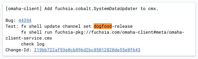 """Fuchsia Friday: Google beginnt, Fuchsia OS mit """"Hundefutter"""" zu testen"""