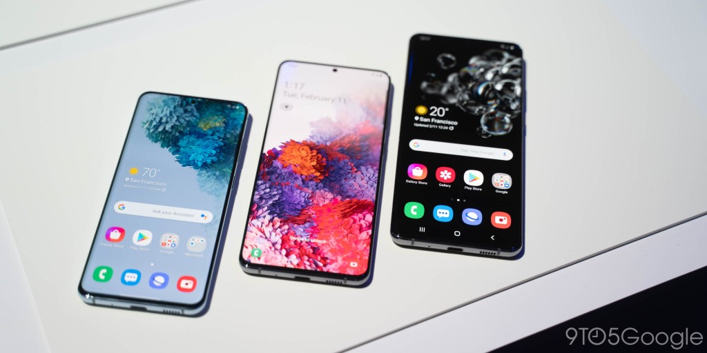 Samsung says Galaxy users are waiting longer to upgrade their phones - 9to5Google