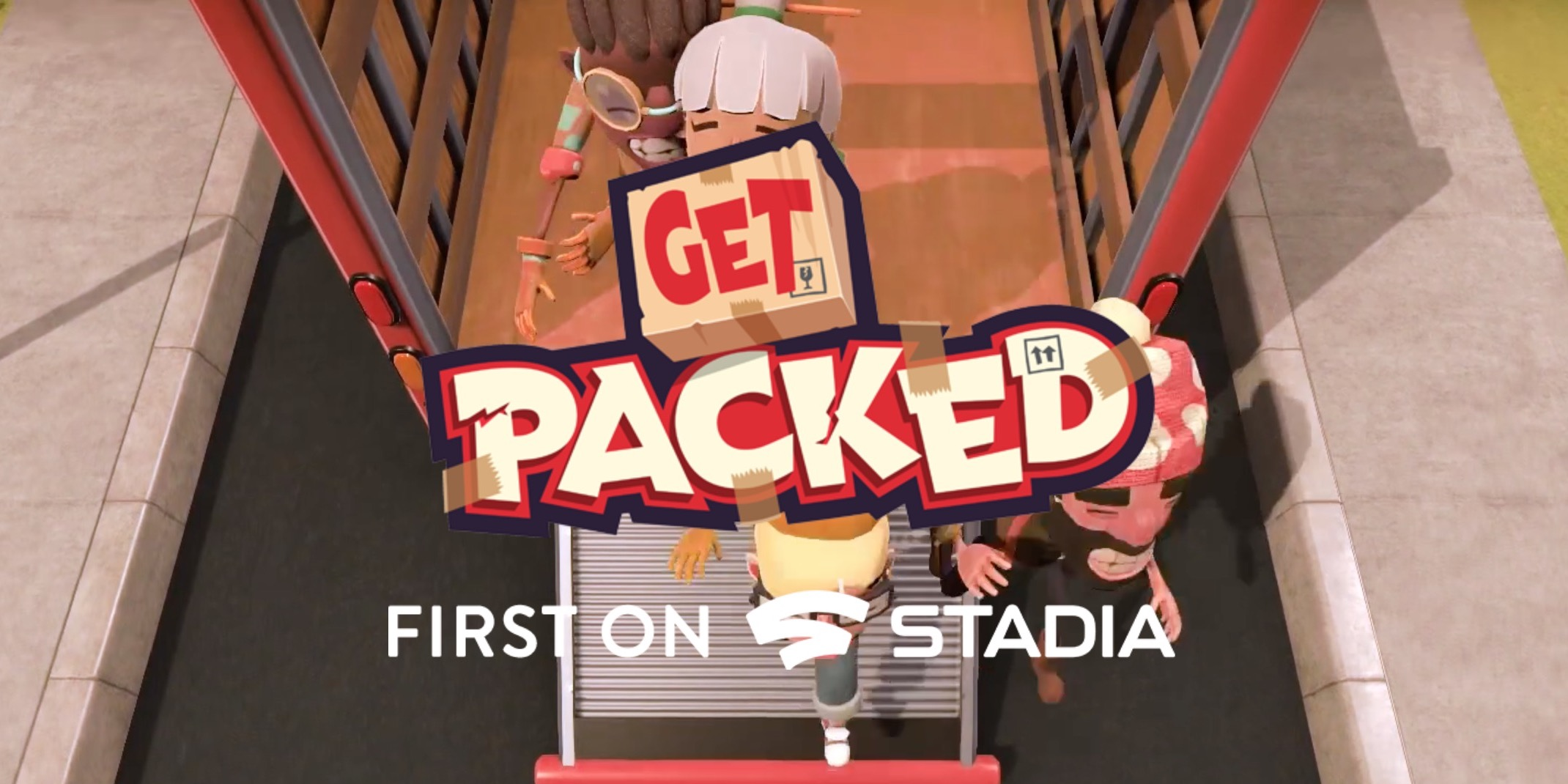 Get Packed teases Stadia release date with Premiere Edition giveaway