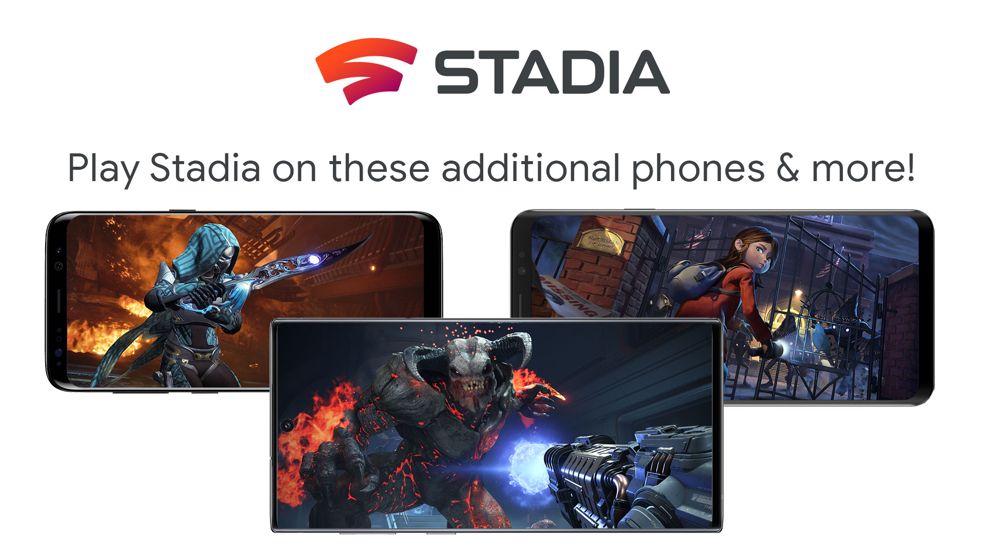 Stadia coming to latest Samsung Galaxy phones on Feb 20 - 9to5Google