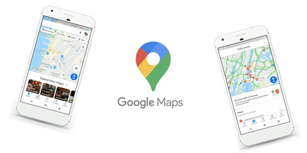Google Maps Redesigns Its Mobile App And Logo 9to5google