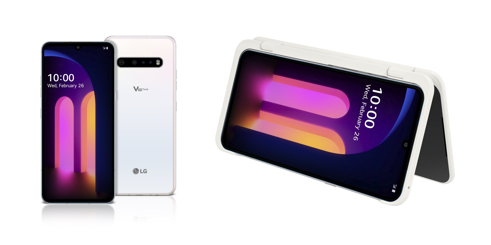 "LG V60 ThinQ 5G hands-on roundup: not quite ""wow factor"