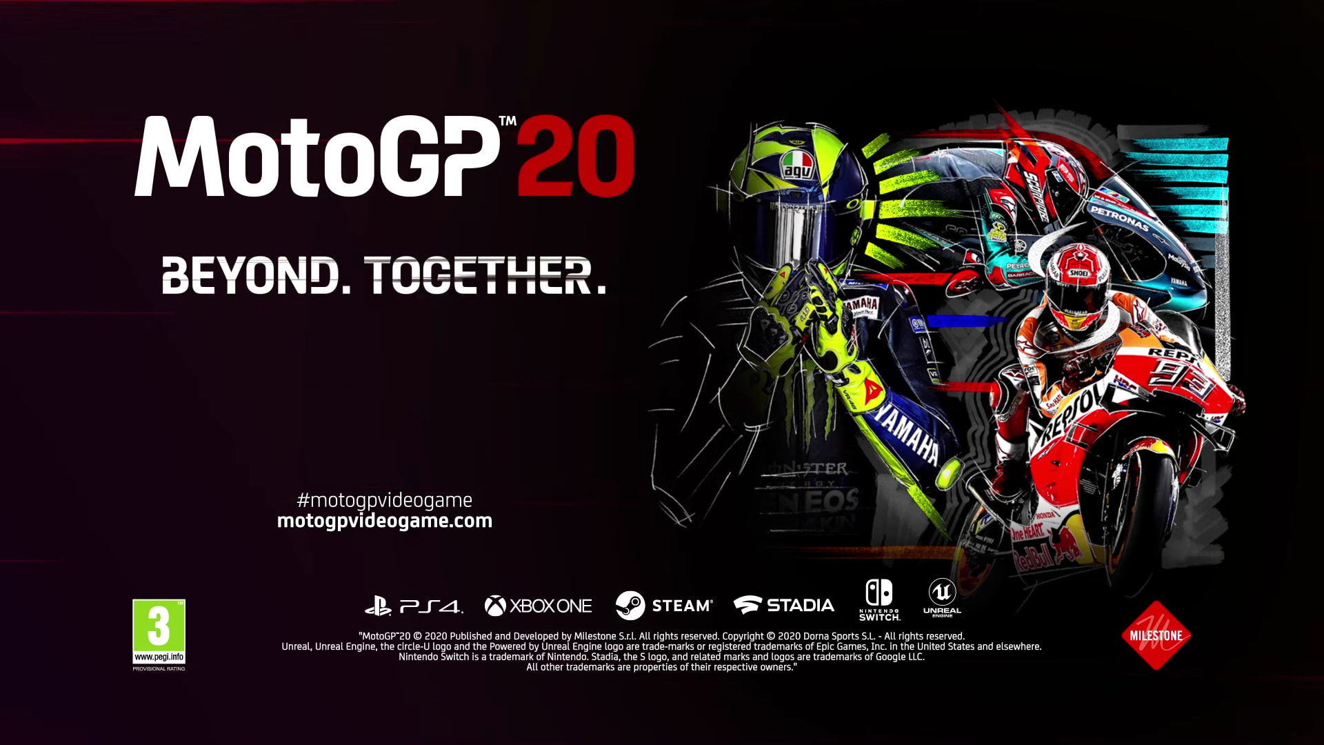 Stadia games: MotoGP 20 coming to Google Stadia on April 23 - 9to5Google