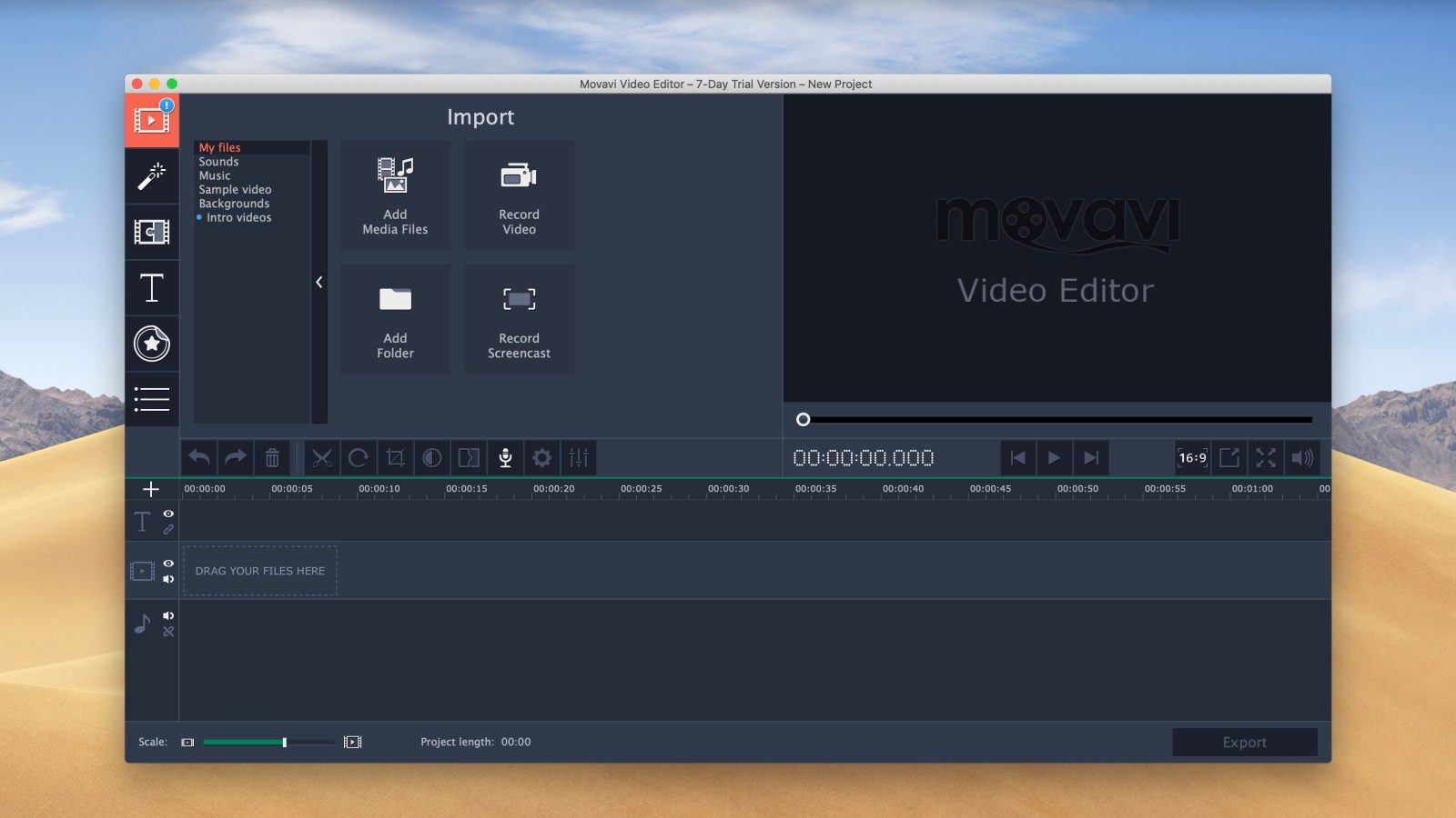 movavi video editor 15 plus full