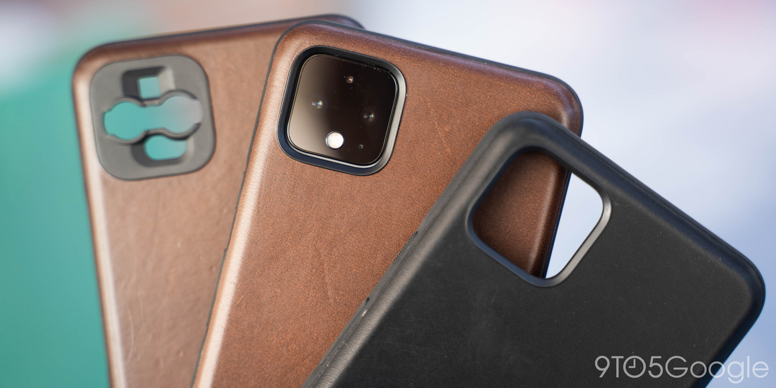 nomad pixel 4 leather case moment lens