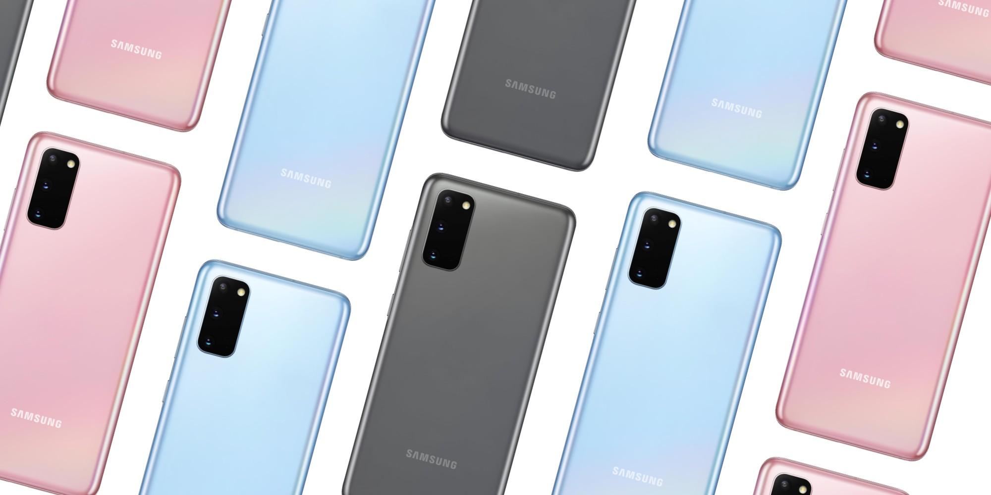 """Samsung gibt Coronavirus-Befürchtungen die Schuld an den """"düsteren"""" ersten Verkäufen des Galaxy S20"""