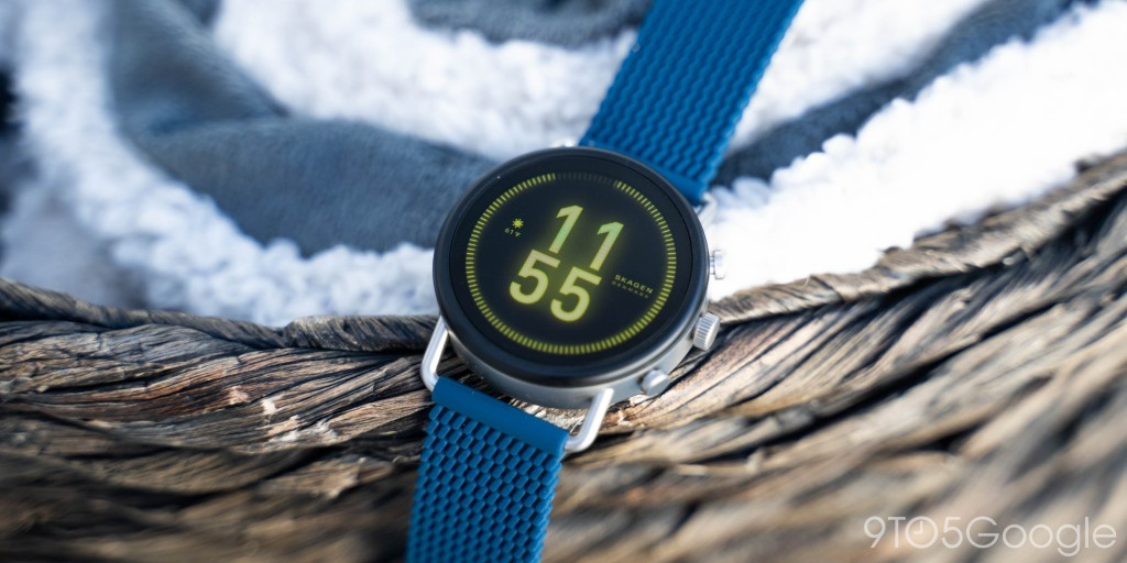 Skagen Falster 3 Review: One of the best Wear OS designs, now w/ specs to match - 9to5Google