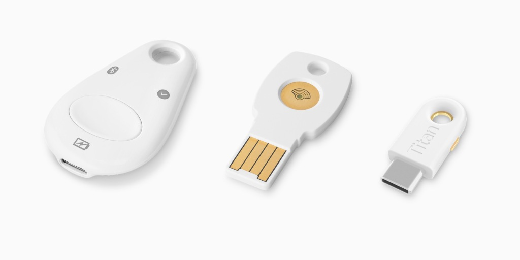 USB-C Titan Security Key now available in international Google Stores - 9to5Google