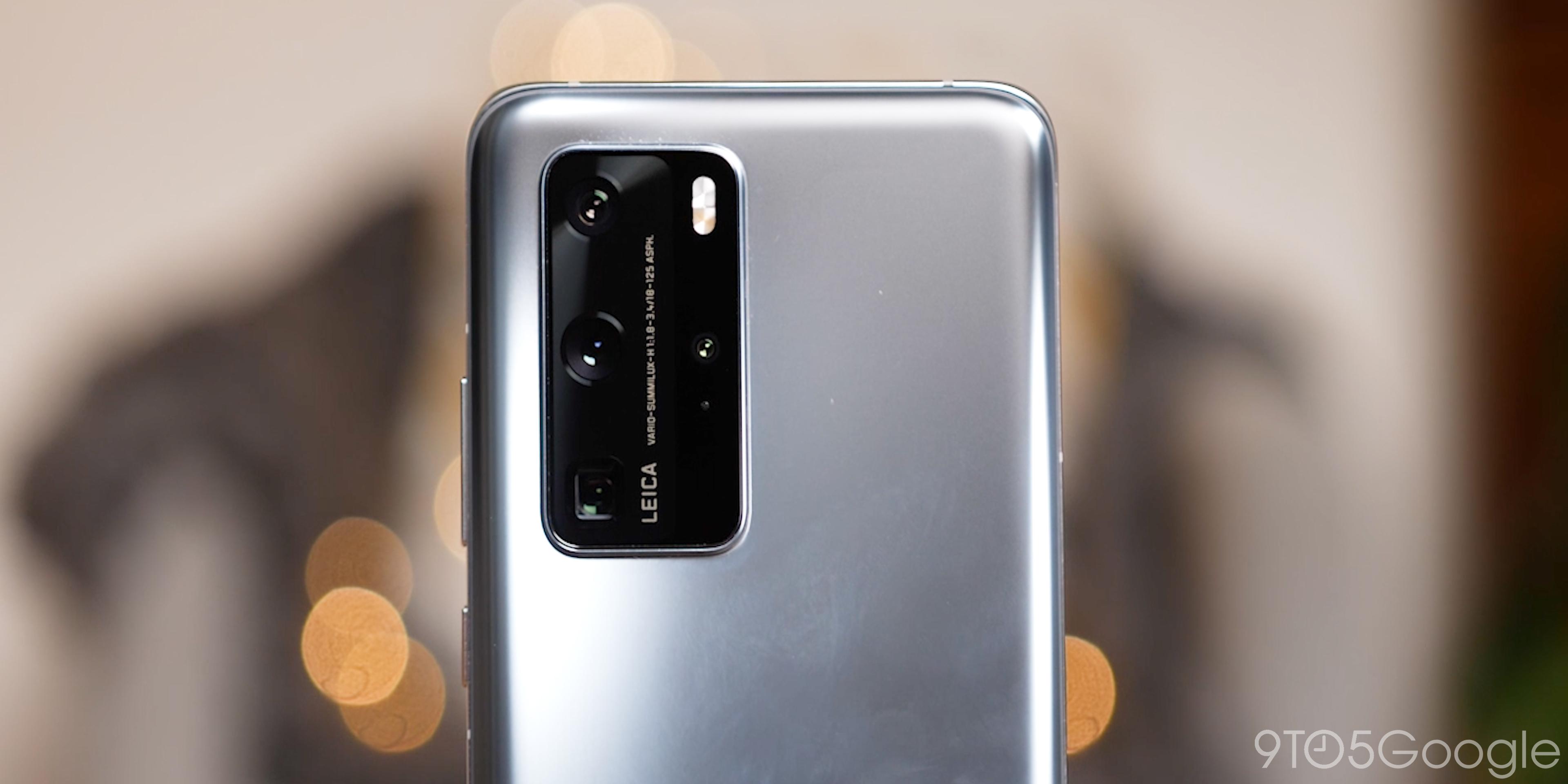 Huawei P40 Pro - camera