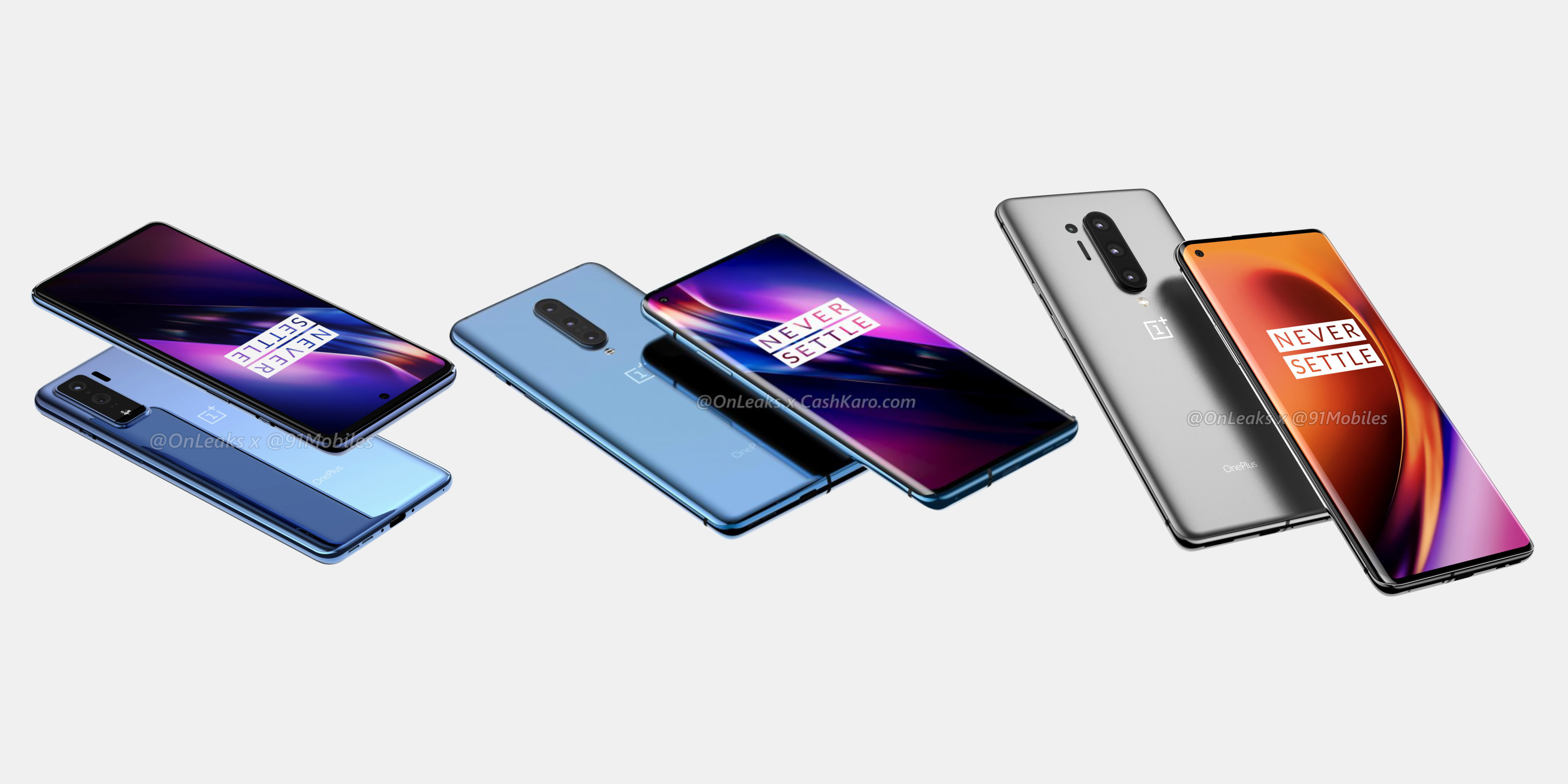 OnePlus 8 rumors - specifications