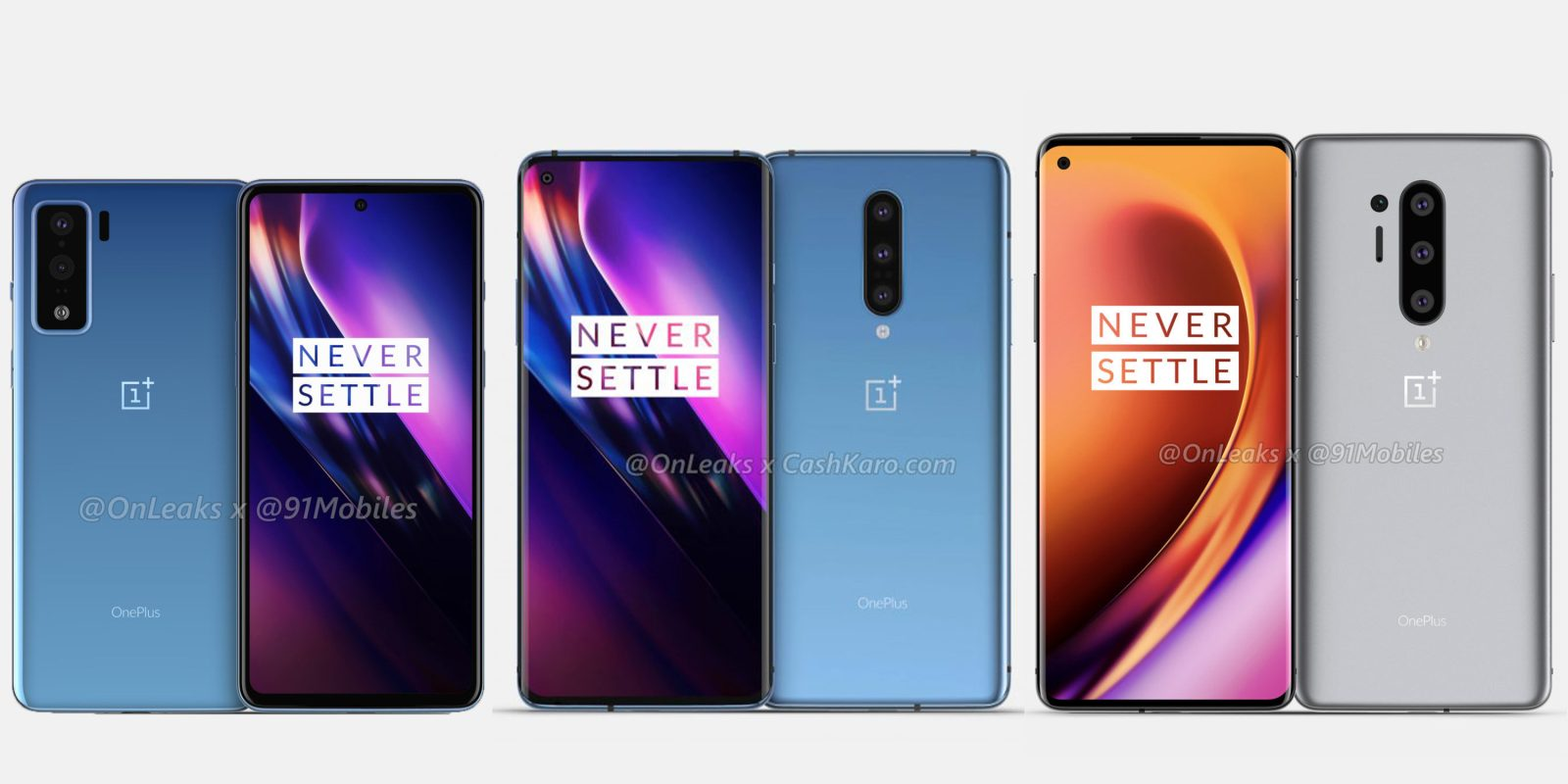 One Plus Launching Products in 2020