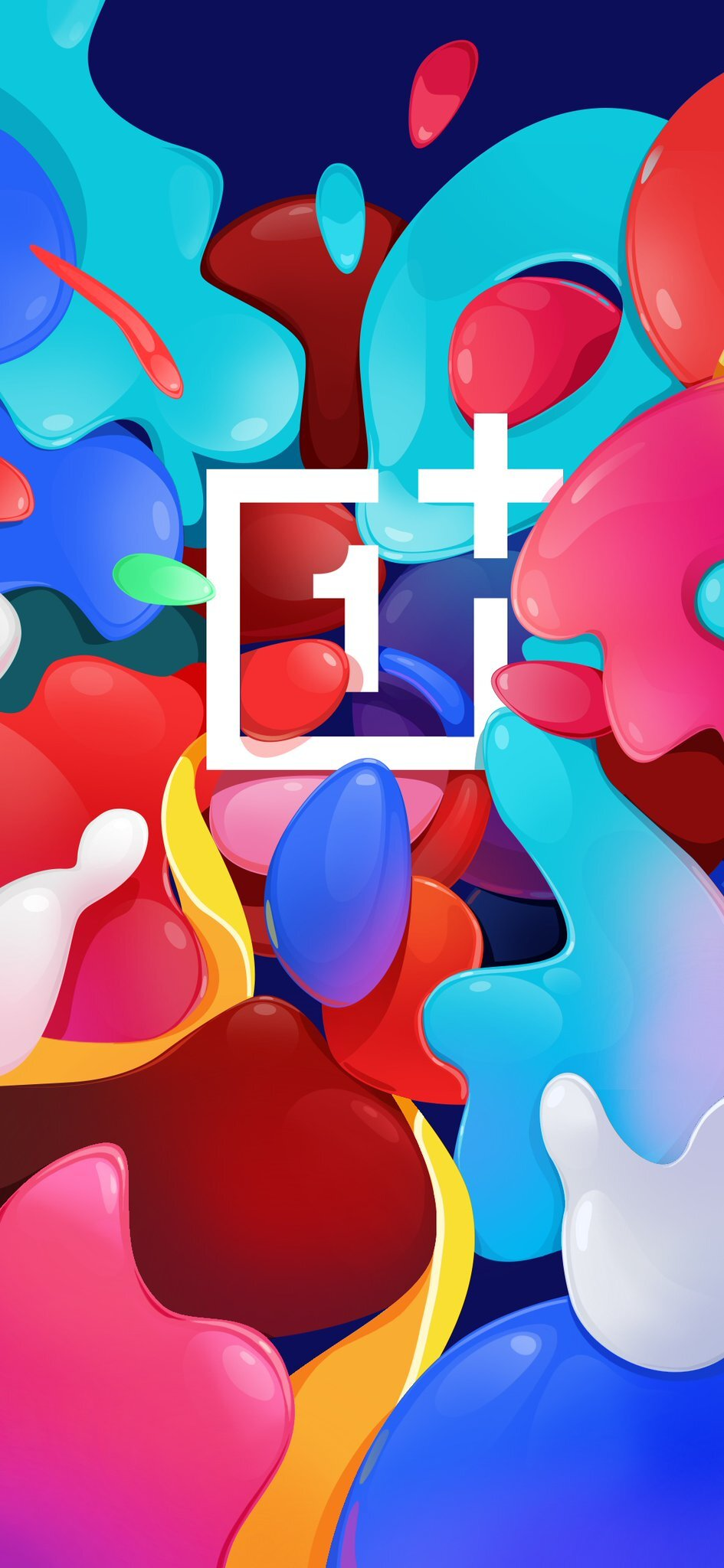 Download New Oneplus Wallpapers W Colorful New Logo 9to5google