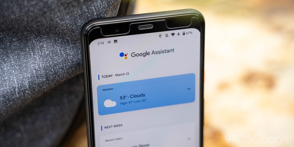Google makes new Assistant 'Snapshot' feed official on iOS, widely rolled out on Android - 9to5Google