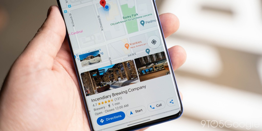 Google Maps business hours adds 'More Hours' option