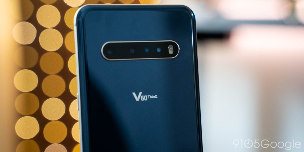 LG V60 Impressions: We heard you liked bloatware, so here's another screen for all this bloatware - 9to5Google